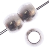 Metal Bead 5X4.2x2.7mm Silver
